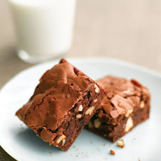 Pecan Fudge Brownies