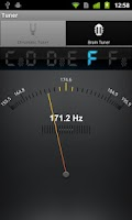 Screenshot of Ultimate Guitar Tuner