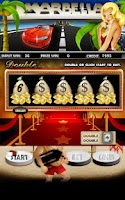 Screenshot of Marbella Slot Machine HD