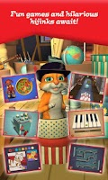 Screenshot of House Pest: Fiasco the Cat