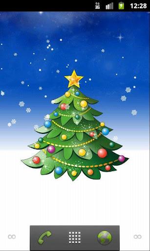 聖誕樹壁紙
