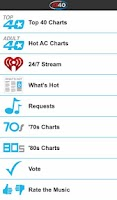 Screenshot of American Top 40