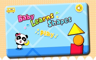 Screenshot of Shapes by BabyBus