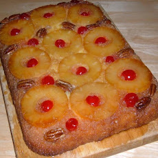 Nickey's Pineapple Upside Down Cake