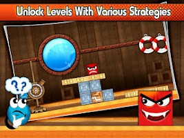 Screenshot of Tiny Ball Vs. Evil Devil