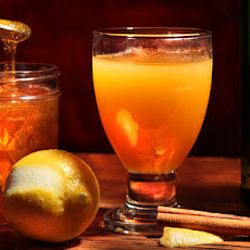 Smoky, Hot, Scotch Apple Cider
