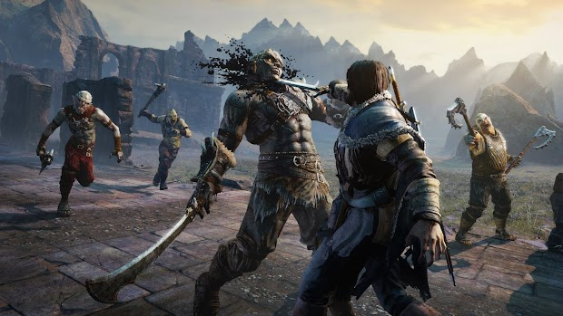 New Shadow Of Mordor trailer shows off the weaponry of Middle-Earth