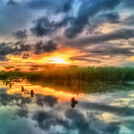 last sunset, new hope by Dwi Haris Fitriansyah - Instagram & Mobile Other