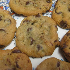 Ridiculous Chocolate Chip Cookies