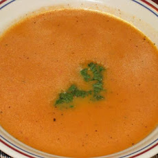Uncle Bill's Tomato and Onion Soup