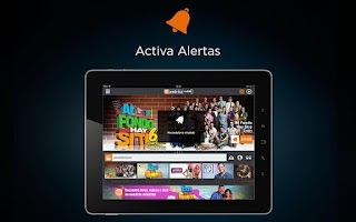 Screenshot of América tvGO