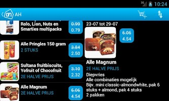 Screenshot of Super Deals Nederland