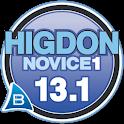 Hal Higdon's 1/2 Marathon - N1 icon