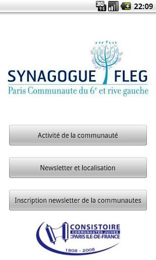 Synagogue Paris 6