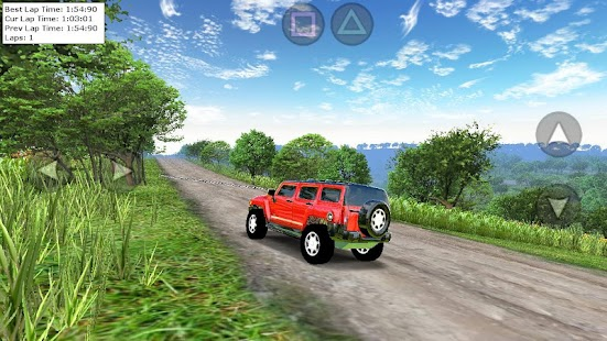 4x4 Rally: Off-Road Demo - screenshot