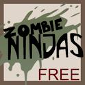 Zombie Ninjas Free icon