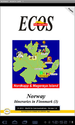 NORWAY - NORTH CAPE 1