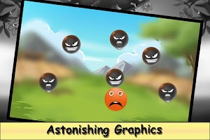 Screenshot of Dragon Balls Attack : Fun Game