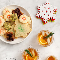 Holiday Cocktail & Cookie Swap