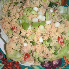 Spicy Tuna Couscous