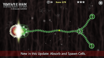 Screenshot of Tentacle Wars