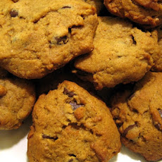 Chocolate Chip Ginger Crisps