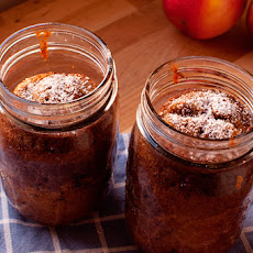 Pumpkin Bread in a Mason Jar