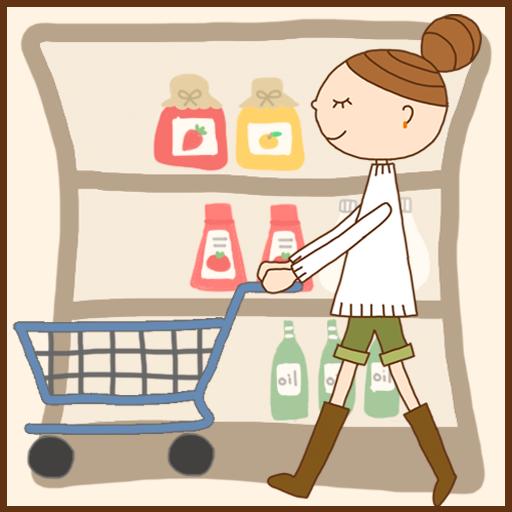 お買い物ノート 購物 App LOGO-APP試玩