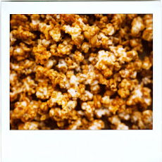 Caramel Corn with Salted Peanuts