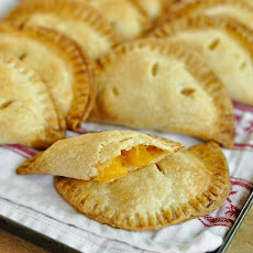 Peach Ginger Hand Pies