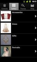 Screenshot of Royal Weddings-an Official app