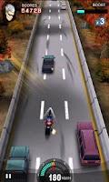 Screenshot of Racing Moto