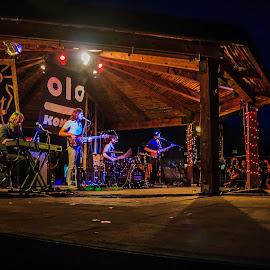 Kongos in Taos II by Jeremy Elliott - People Musicians & Entertainers