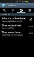 Screenshot of Wi-Fi Matic - Auto WiFi On Off