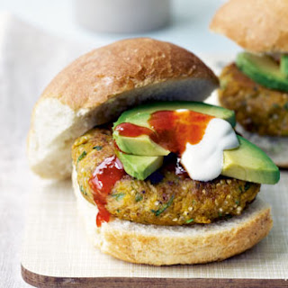 Sweet Potato And Quinoa Burgers