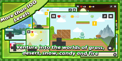 Screenshot of Wondy World