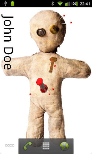 Voodoo Doll Live wallpaper