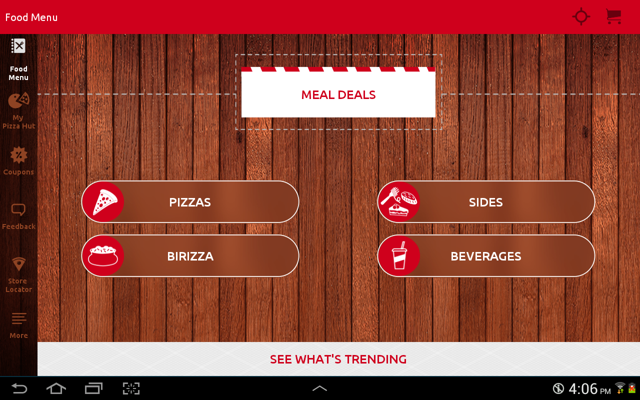 Pizza Hut India Screenshot 6