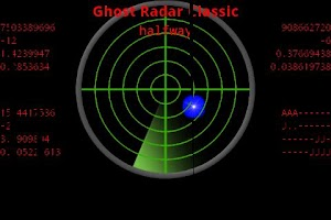 Screenshot of Ghost Radar®: CLASSIC