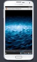 Screenshot of Galaxy S5 Wallpapers