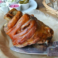 Oktoberfest Pork Shank Recipe