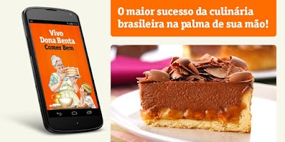 Screenshot of Vivo Receitas da Dona Benta