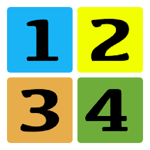 a1234 : Simple number puzzle APK