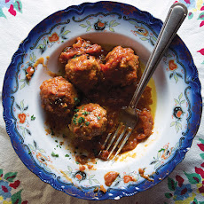 Sweet and Sour Potted Meatballs