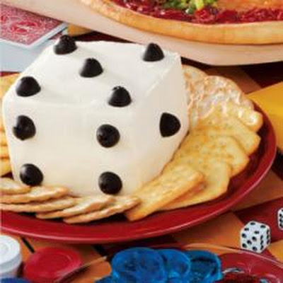 Cheese Spread Dice