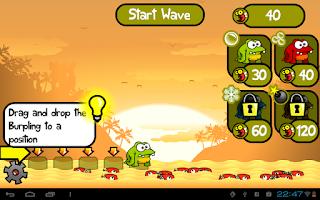 Screenshot of Greedy Burplings Lite