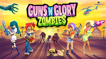 Screenshot of Guns'n'Glory Zombies