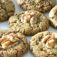 The Rebbetzin Chef's Persian Walnut Cookies