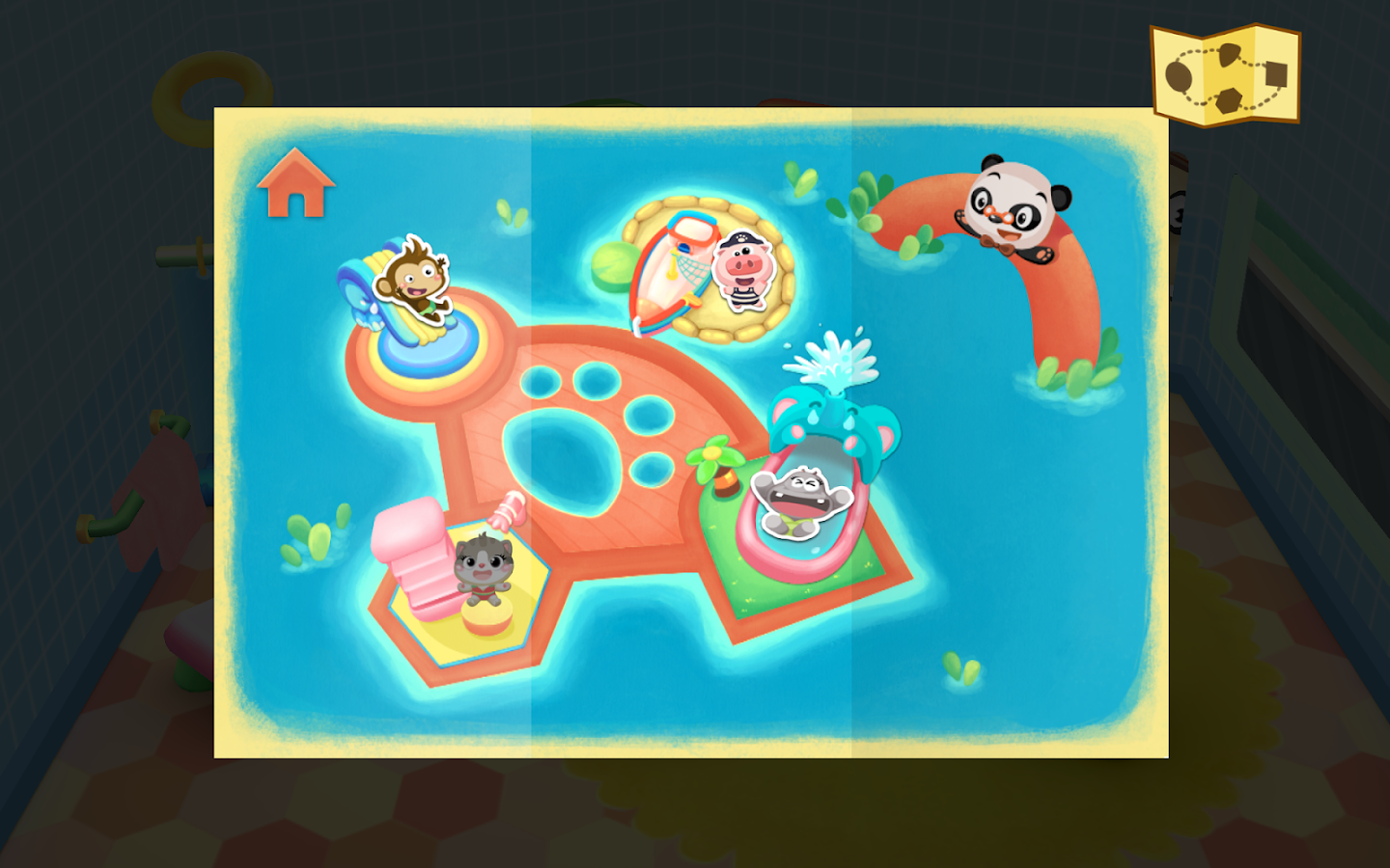 Dr. Panda's Swimming Pool Screenshot 13