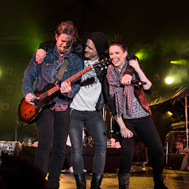 Thompson Square in Okinawa Japan! by Chelsea Eigel - News & Events Entertainment ( concert, thompson square, okinawa, military )